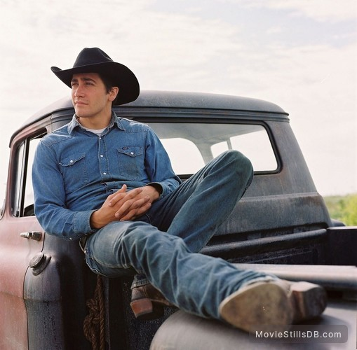 Brokeback Mountain - Publicity still of Jake Gyllenhaal