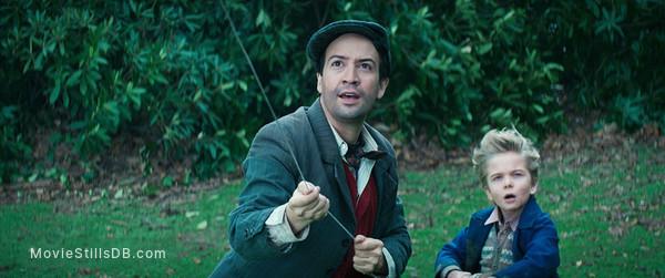 Mary Poppins Returns -  Lin-Manuel Miranda & Joel Dawson