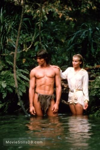 Tarzan, The Ape Man - Publicity Still Of Miles Okeeffe -1093
