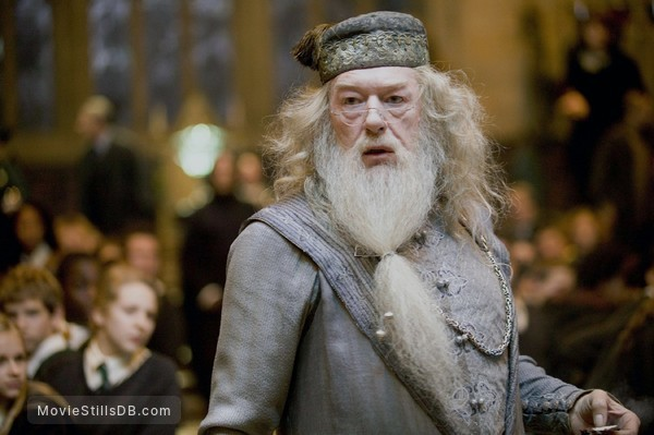Harry Potter and the Goblet of Fire - Publicity still of Michael Gambon