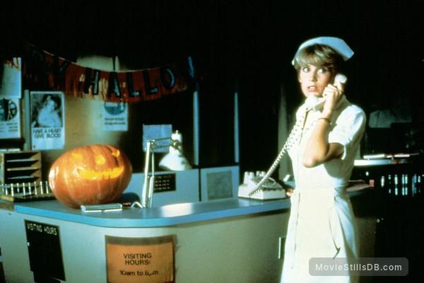 Halloween II - Publicity still of Tawny Moyer