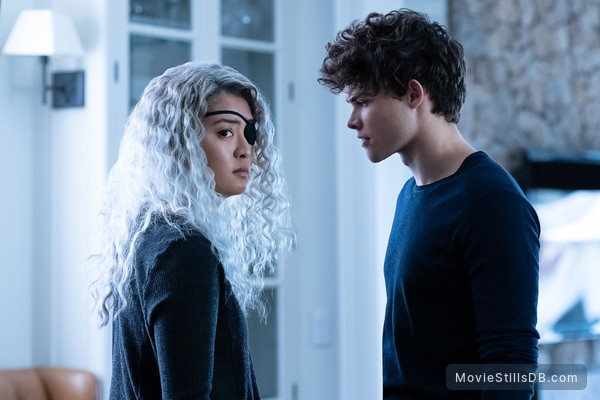 Titans Episode 2x12 Publicity Still Of Chelsea Zhang Curran Walters The official character description for. titans episode 2x12 publicity still
