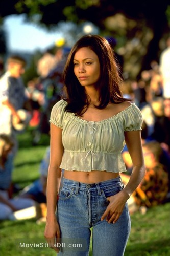 Mission: Impossible II - Publicity still of Thandie Newton