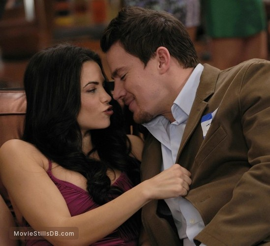 10 Years - Publicity still of Jenna Dewan & Channing Tatum