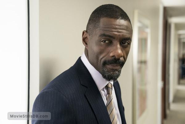 Molly's Game - Publicity still of Idris Elba