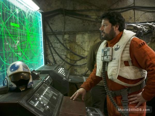 Star Wars: The Force Awakens - Publicity still of Greg Grunberg
