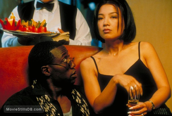 One Night Stand - Publicity still of Wesley Snipes & Ming-Na Wen