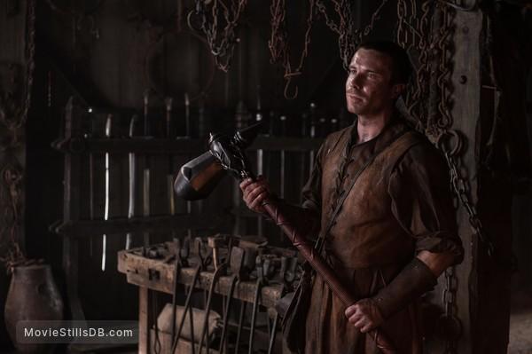 Game of Thrones - Publicity still of Joe Dempsie