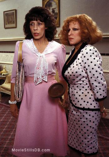Big Business - Publicity still of Bette Midler & Lily Tomlin