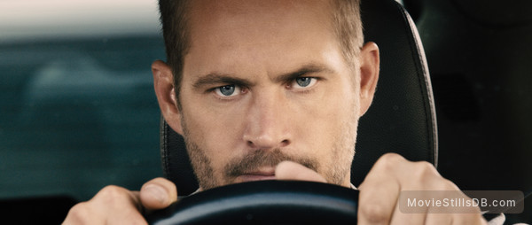 Furious 7 - Publicity still of Paul Walker