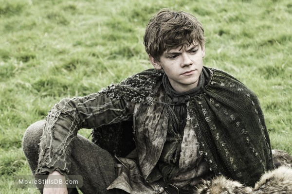 Game of Thrones - Publicity still of Thomas Brodie-Sangster