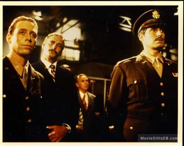 Captain America - Publicity still of Bill Mumy, Gary Epper & Michael Nouri