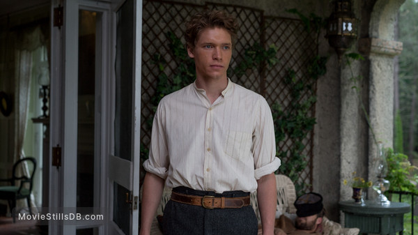 The Seagull - Publicity still of Billy Howle