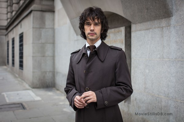 A Very English Scandal - Publicity still of Ben Whishaw