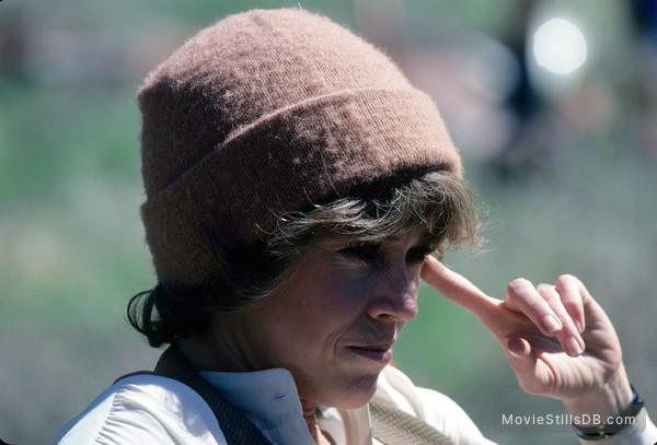 The Electric Horseman - Publicity still of Jane Fonda
