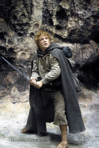 The Lord of the Rings: The Return of the King - Publicity still of Sean Astin