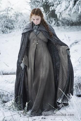 Game of Thrones - Publicity still of Sophie Turner