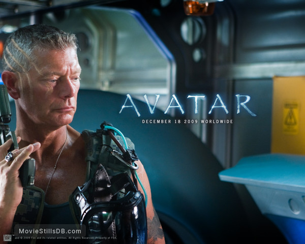 Avatar Wallpaper With Stephen Lang