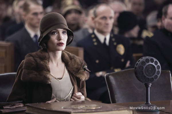 Changeling - Publicity still of Colm Feore & Angelina Jolie