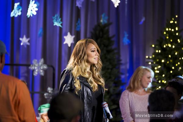 A Christmas Melody - Publicity still of Mariah Carey