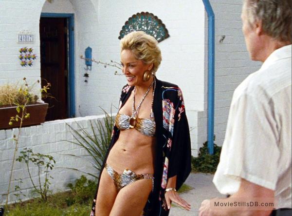 $5 a Day - Publicity still of Christopher Walken & Sharon Stone