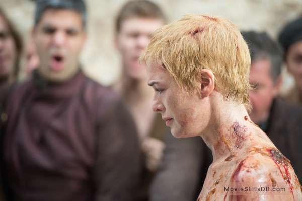 Game of Thrones - Publicity still of Lena Headey