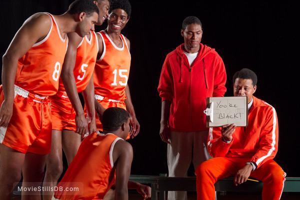 Movie 43 - Publicity still of Terrence Howard