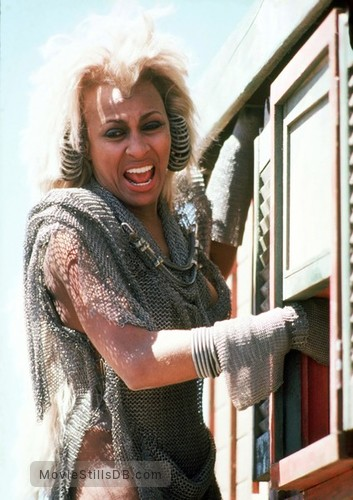 Mad Max Beyond Thunderdome - Publicity still of Tina Turner