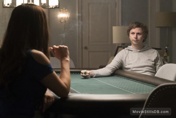 Molly's Game - Publicity still of Michael Cera