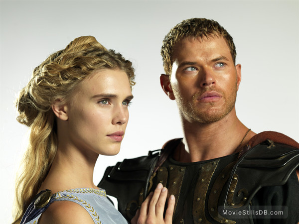 The Legend of Hercules - Promotional art with Kellan Lutz & Gaia Weiss