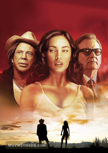 Passion Play - Promotional art with Megan Fox, Mickey Rourke & Bill Murray