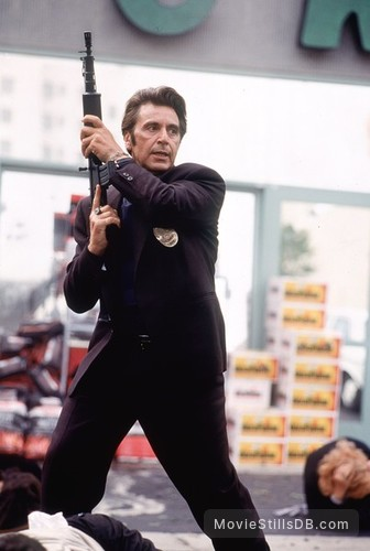 Heat - Publicity still of Al Pacino