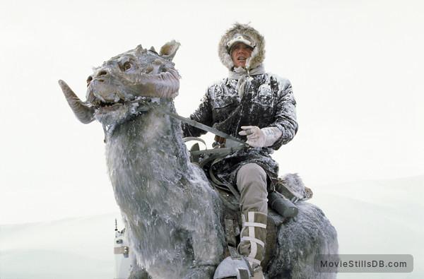 Star Wars: Episode V - The Empire Strikes Back - Publicity still of Harrison Ford