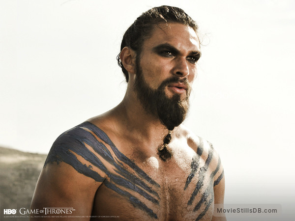 Game of Thrones - Wallpaper with Jason Momoa
