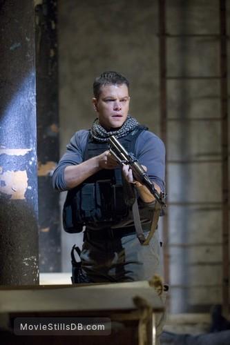 Green Zone - Publicity still of Matt Damon