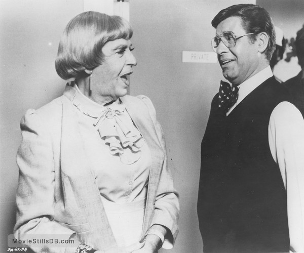 Smorgasbord - Publicity still of Milton Berle & Jerry Lewis