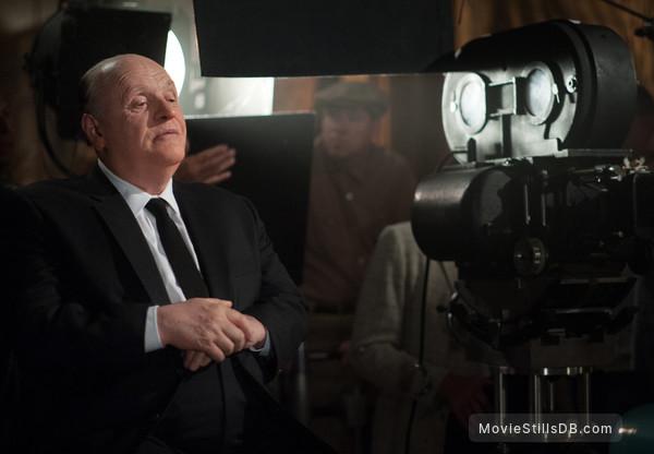 Hitchcock - Publicity still of Anthony Hopkins
