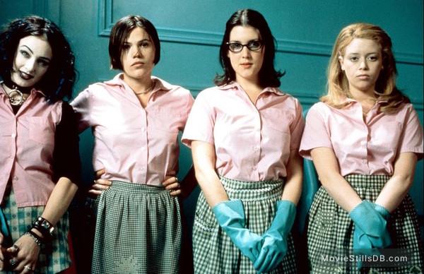 But I'm a Cheerleader - Publicity still of Natasha Lyonne, Clea DuVall, Melanie Lynskey & Katharine Towne