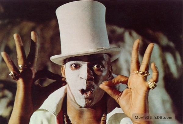 Live And Let Die - Publicity still of Geoffrey Holder
