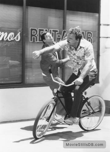 Smorgasbord - Publicity still of Jerry Lewis & Dick Butkus