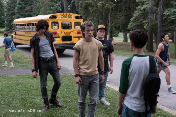 It - Publicity still of Nicholas Hamilton
