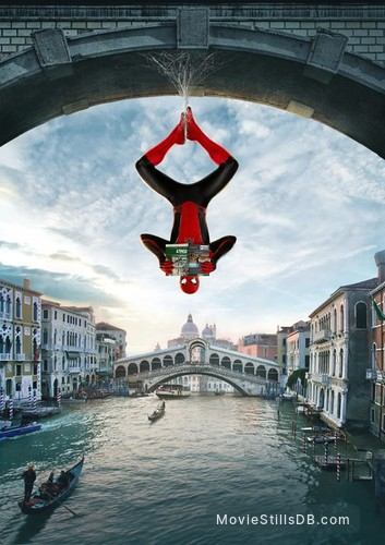 Spider-Man: Far From Home - Promotional art