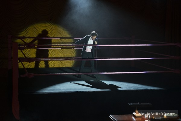 GLOW - Publicity still of Chris Lowell