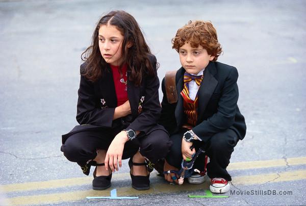 Spy Kids - Publicity still of Alexa PenaVega & Daryl Sabara