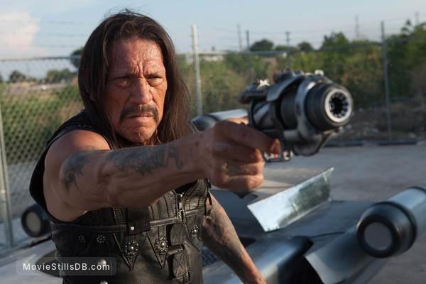 Machete Kills - Publicity still of Danny Trejo