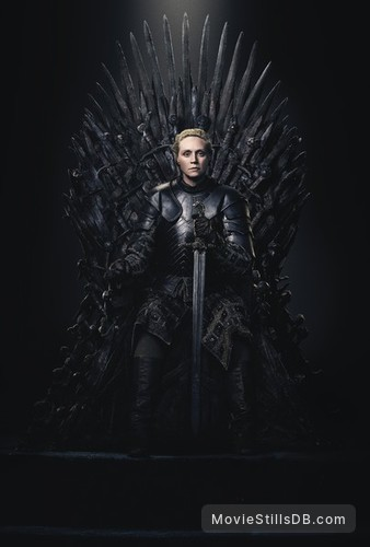 Game of Thrones - Promotional art with Gwendoline Christie