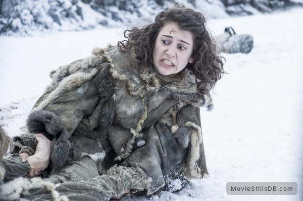 Game of Thrones - Publicity still of Ellie Kendrick