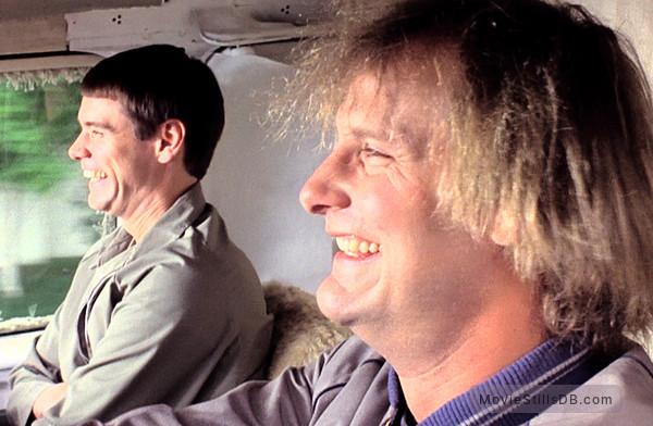 Dumb & Dumber - Publicity still of Jim Carrey & Jeff Daniels