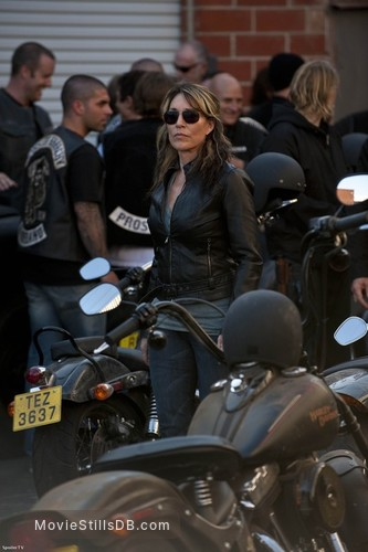 Sons of Anarchy - Publicity still of Katey Sagal