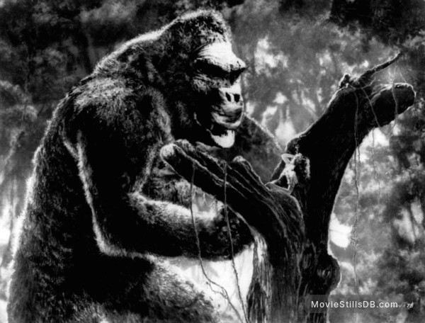 King Kong - Publicity still of Fay Wray